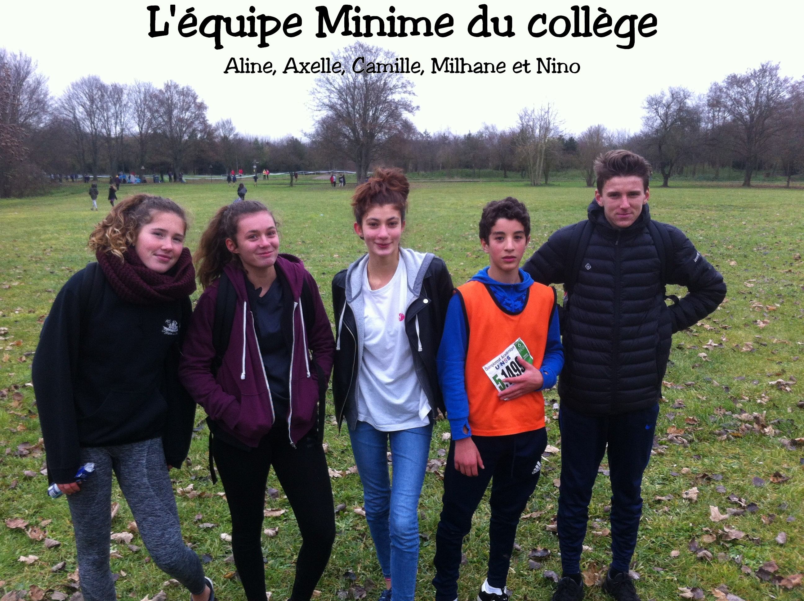 Cross académique 2017-2018